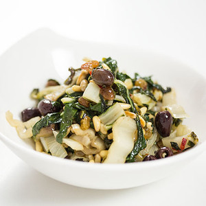 Stir-Fried Silverbeet